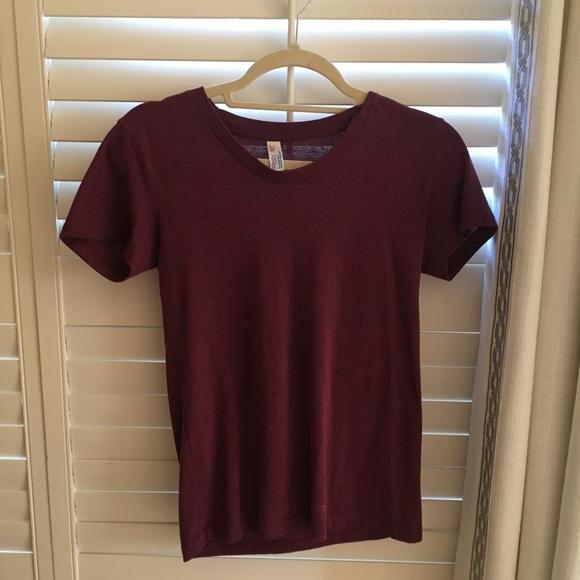 American Apparel Tops - American Apparel Cap Sleeve Shirts Bundle!